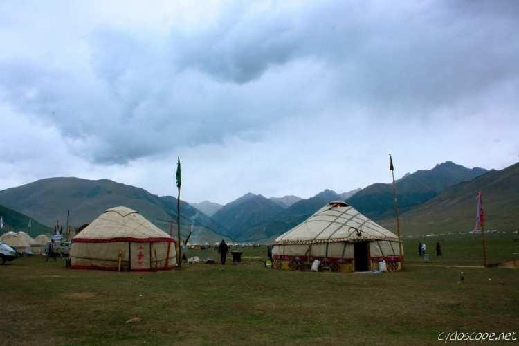 Kyrchyn Jailoo Kygyzstan