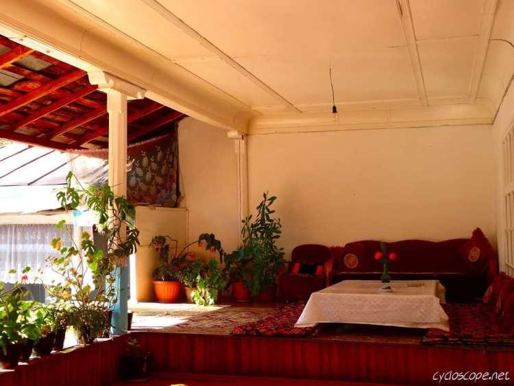 guesthouse Arslanbob