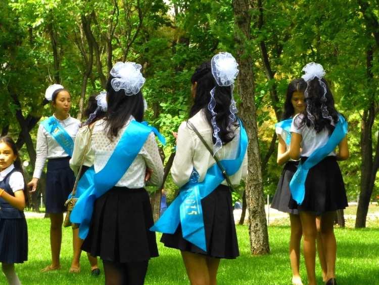 Almaty girls