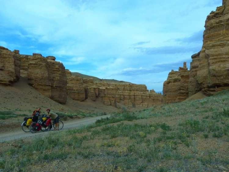 Charyn Canyon viaggio in kazakistan