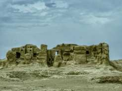 Ancient town silk road