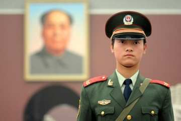 Under Arrest in Xining - The Western China Police Paranoja 24