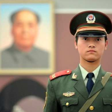 Under Arrest in Xining - The Western China Police Paranoja 11