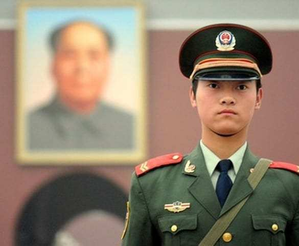 Under Arrest in Xining - The Western China Police Paranoja 10