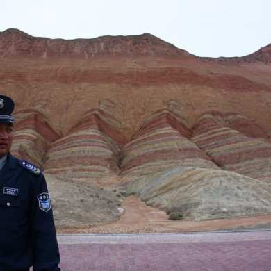 Zhangye: the vivid dream of a living buddha 10