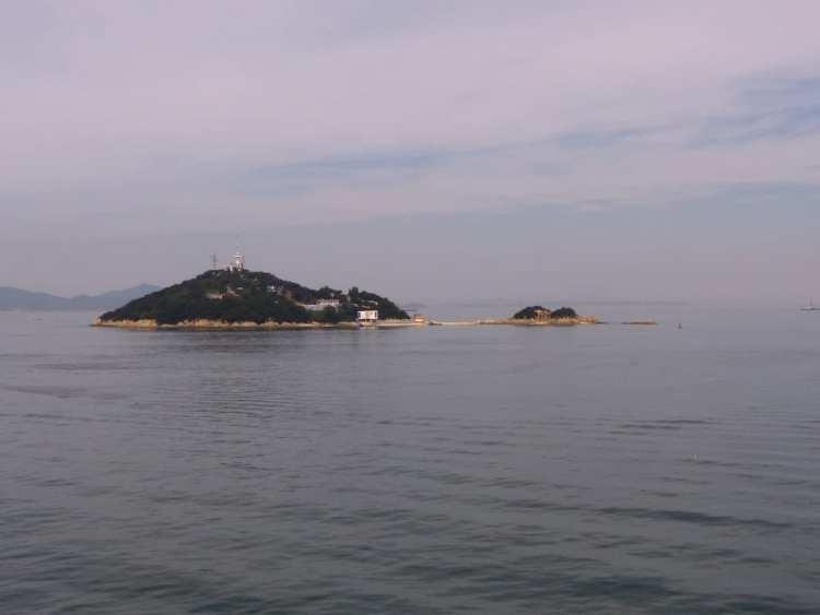 ferry Incheon Qingdao China Korea