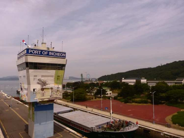 Ferry Qingdao Incheon