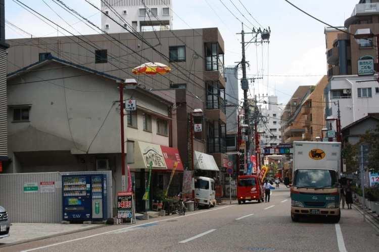 pedalando Fukuoka