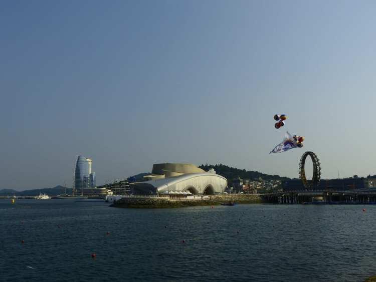 Yeosu Expo site