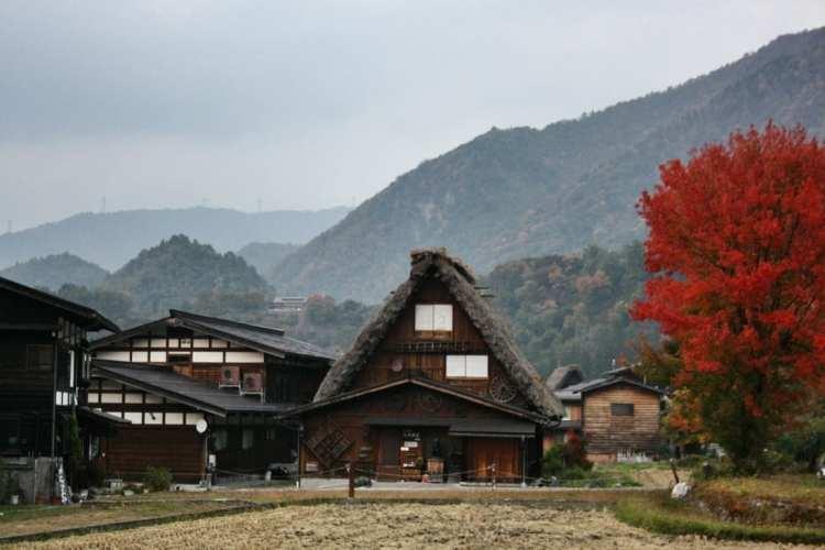 cicloturismo Honshu Giappone