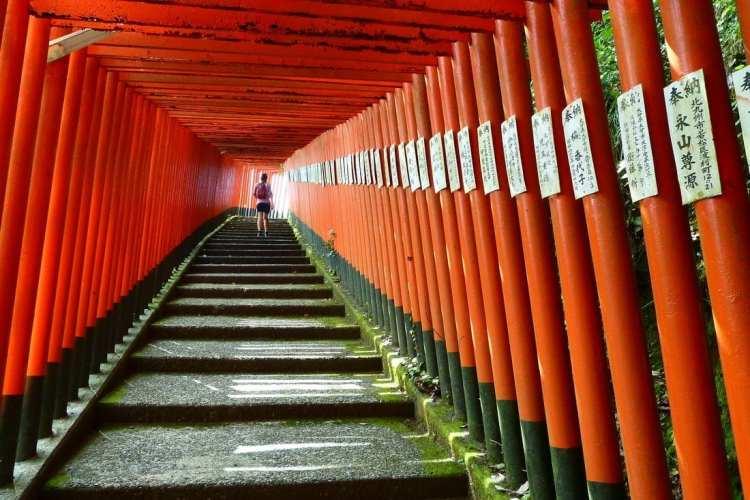 culture itinerary japan kyushu