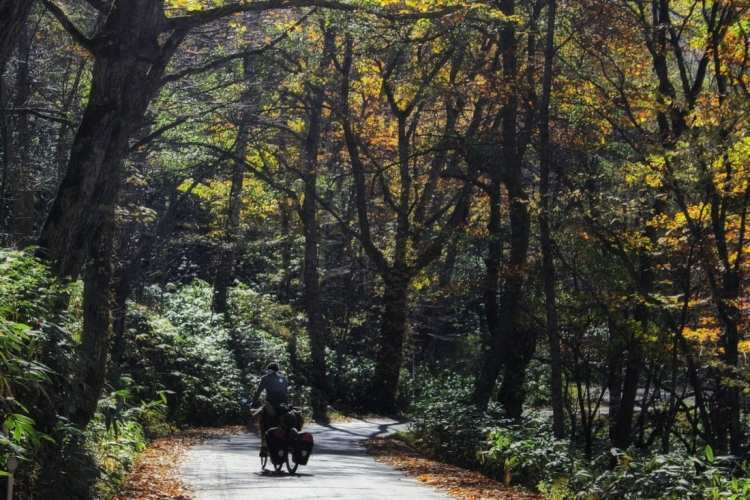 cycle Touring Japan