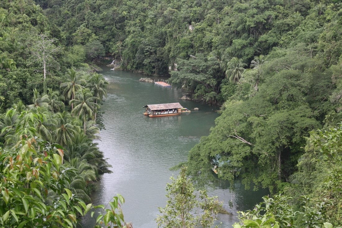 Loboc river Nuts Huts