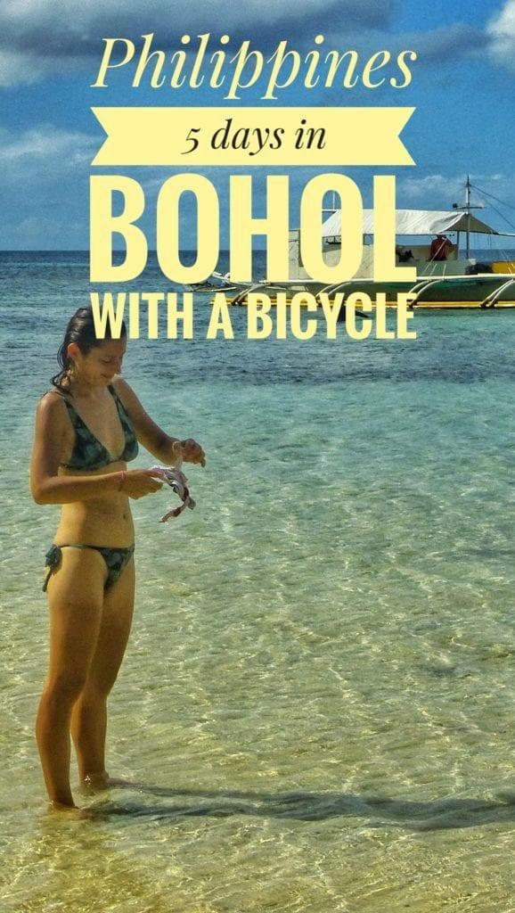 things to Bohol