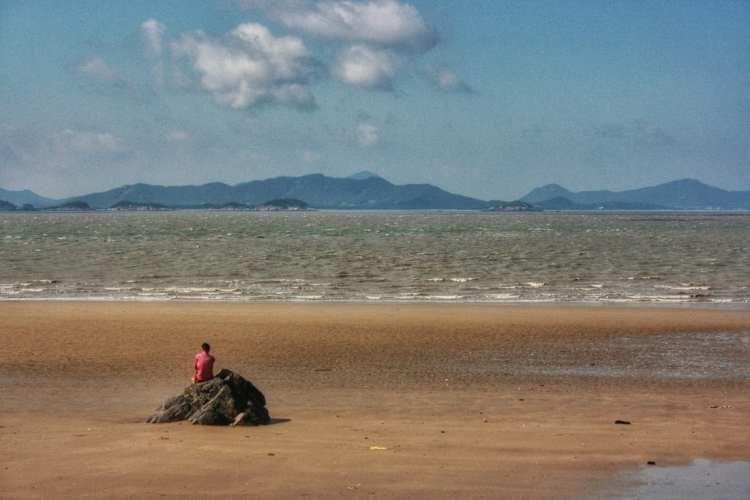 south korea best beach