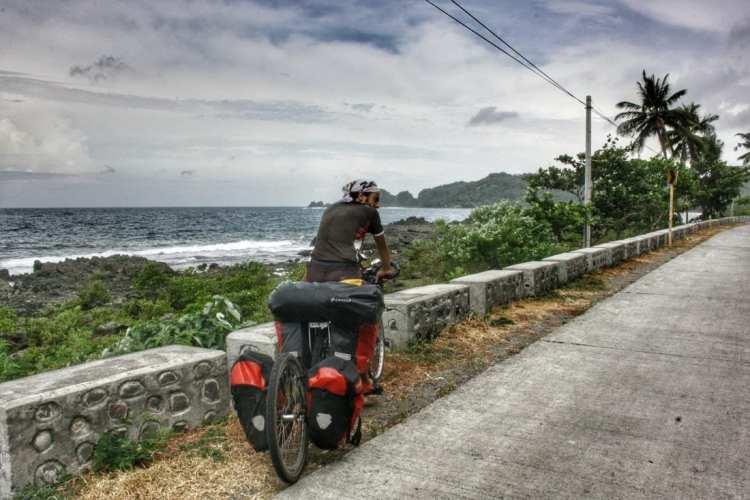cycling Panay itinerary