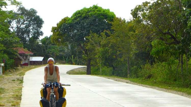 cycling Guimaras