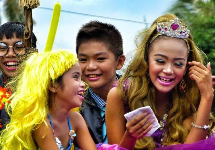 fiesta in Panay