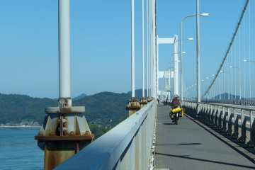 Bicycle Touring Shimanami Kaido