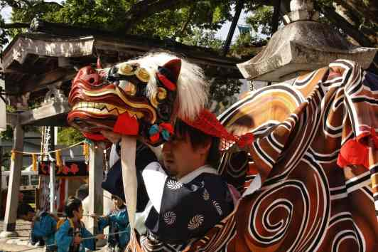 Shirakawa festival