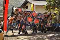 Lion Dance Shirakawa
