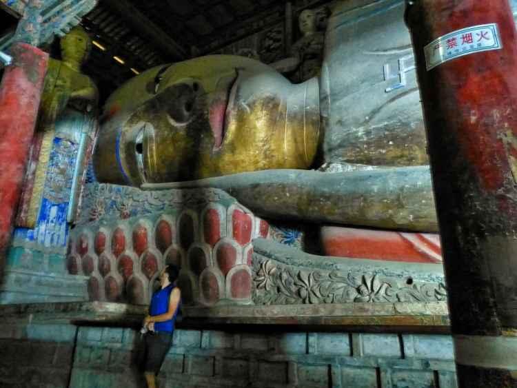 Cina Budda dormiente