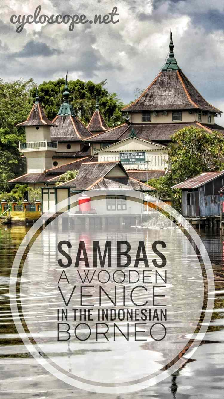 Best destination Indonesian Borneo