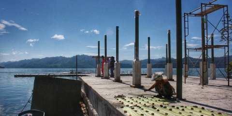 bakun reservoir people
