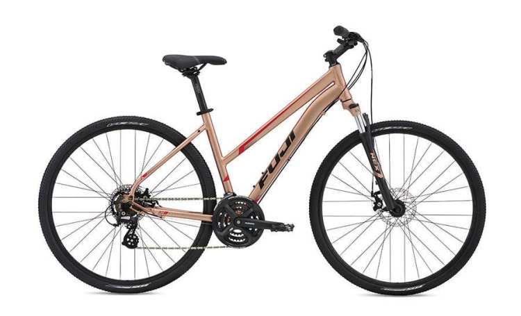 Cheap woman girl hybrid bike