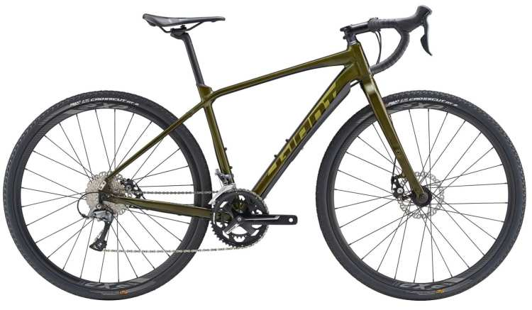 Giant Toughroad Gravel Touring bike