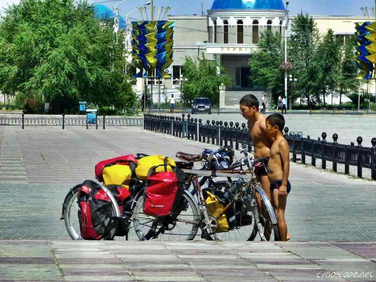 best advice bicycle touring