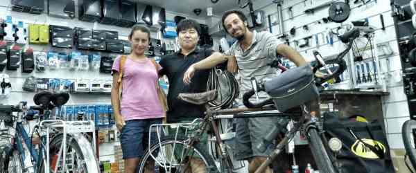 best online shop bicycle touring