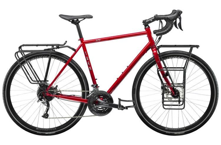 Treck 520 disk 2020 touring bike