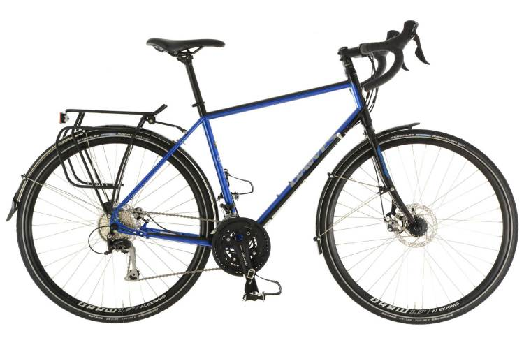 dawes super galaxy 2018 touring bike