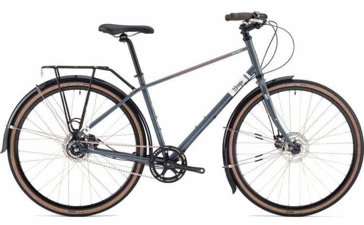 Cheap steel touring bike