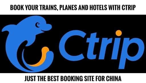 best booking site china