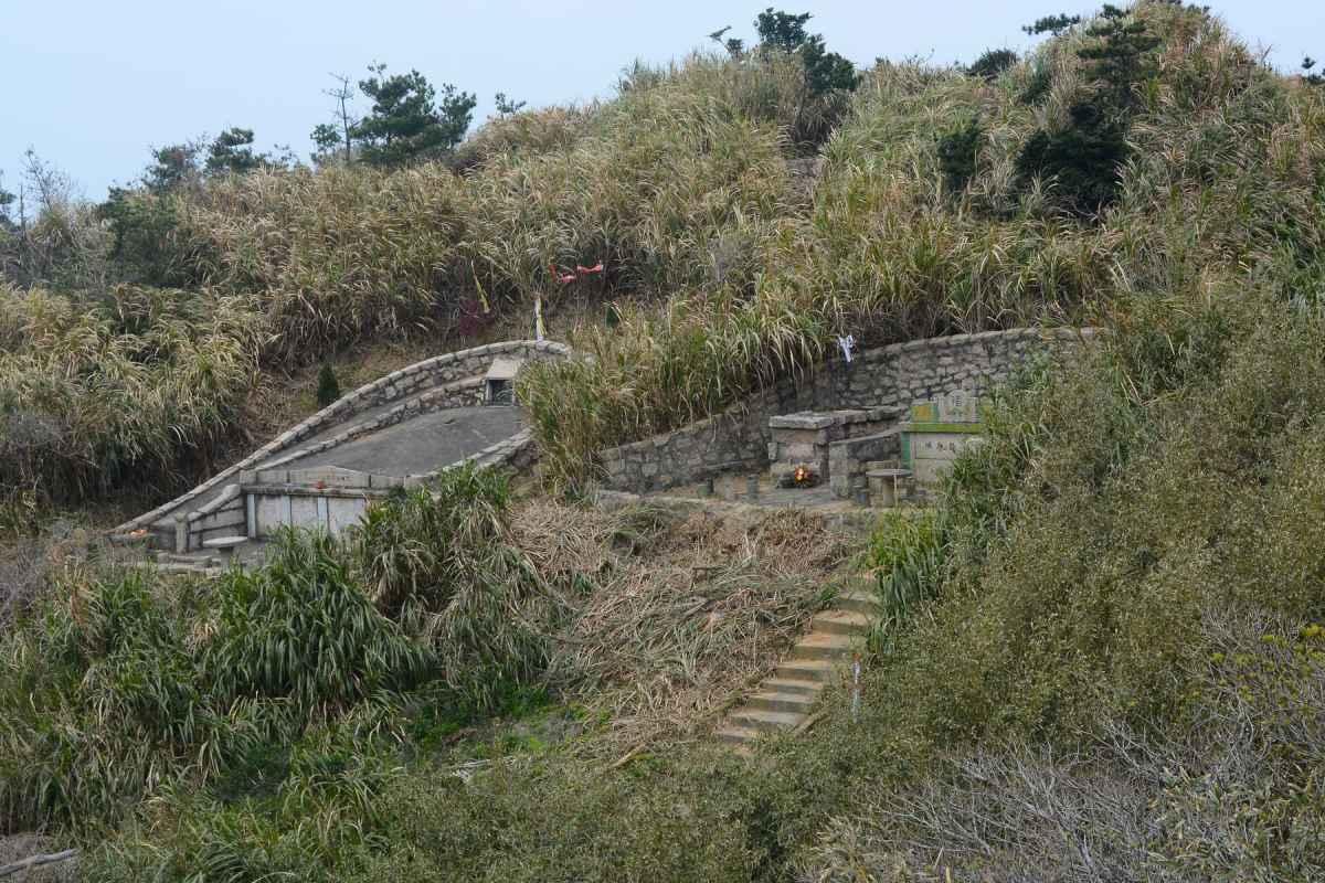 zhejiang fujian tombe