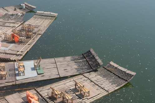 bambù raft china