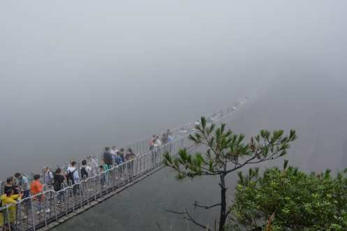 Montagne più belle Cina Est