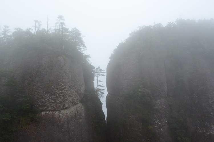 taoist cliffs china