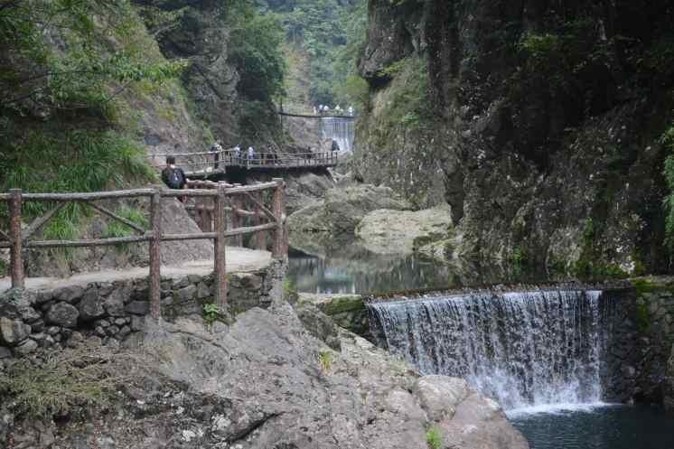 waterfall zhejiang