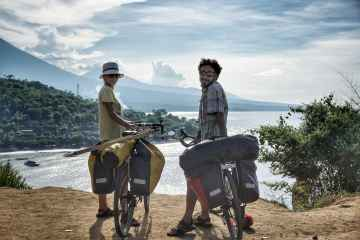 cycling indonesia
