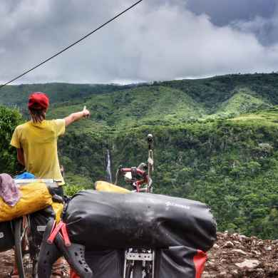 Cycling flores Itinerary