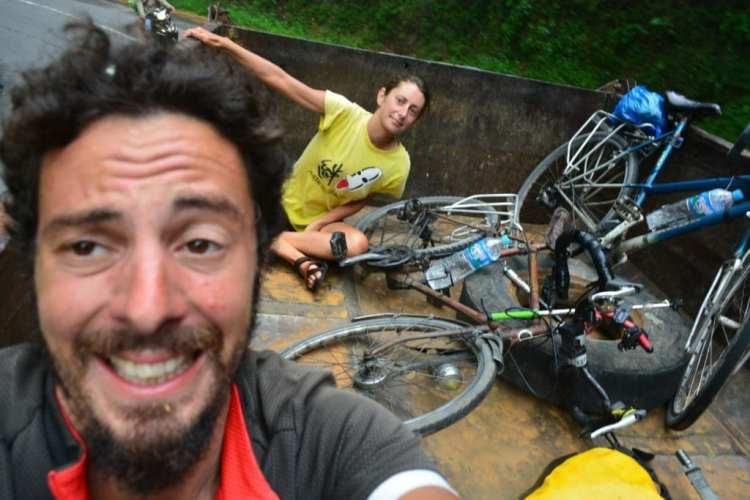 budget bike travel