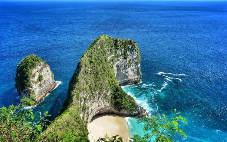 Travel Nusa Penida Kelingking T-Rex