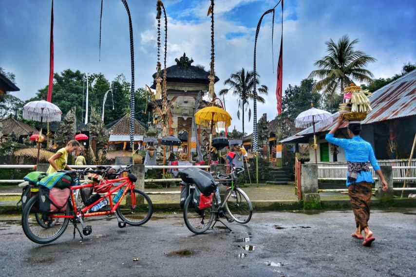 cycle touring indonesia