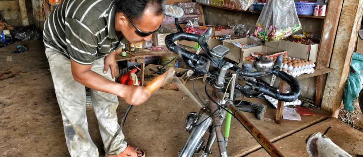 Come Trovare O Costruire Una Bici Per Cicloturismo Gratis O Quasi