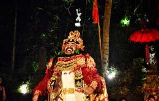 Baraka ritual music