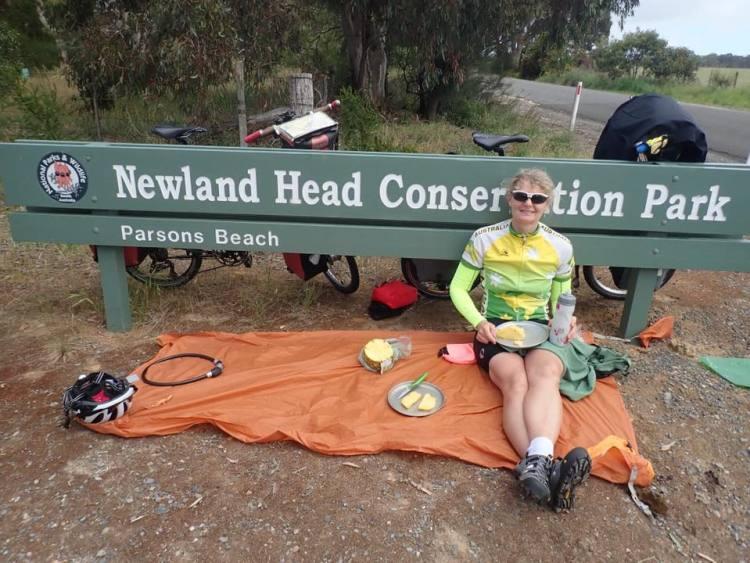 beginner bike trip australia