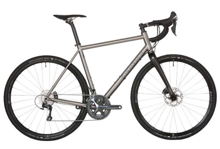 titanium grave bike Enigma